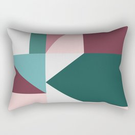 Modern Geometric 62 Rectangular Pillow