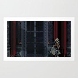 Symphony of the Night Art Print