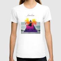 freedom T-shirts featuring freedom by mark ashkenazi
