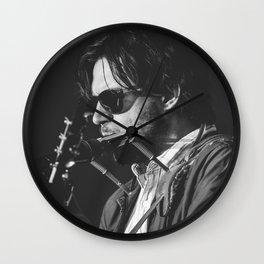 Conor Oberst Wall Clock