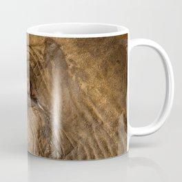 Jungle elephant: Cambodia Coffee Mug
