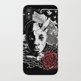 Wings of Change iPhone Case