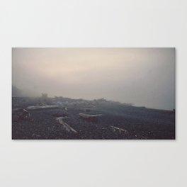 Wreckage Canvas Print