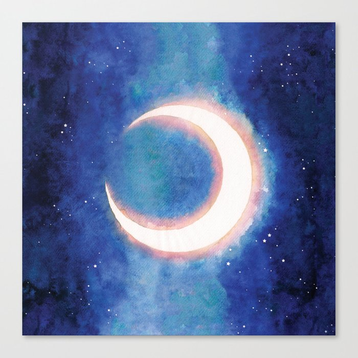 IR / ˹Moon Prism Power˼ Canvas Print