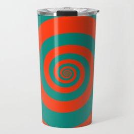 Spiral-Amp Travel Mug