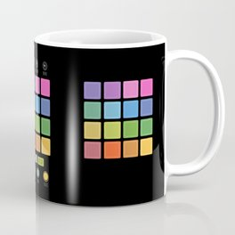 Dj Electronic Music Coffee Mug