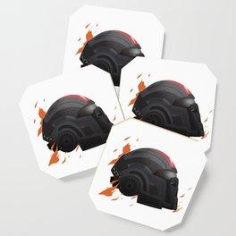 N7 Helmet Coaster