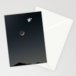 Slowly disapperaing Stationery Cards