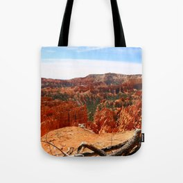 Sunset Point At  Bryce Canyon Tote Bag