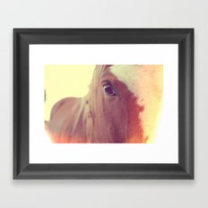 I'll Be Seeing You Framed Art Print