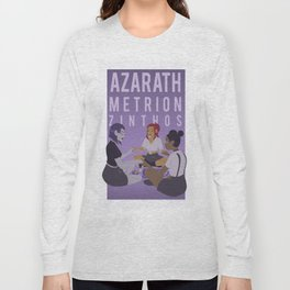 Azarath Metrion Zinthos Long Sleeve T-shirt