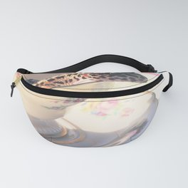 A Nice Cup of Gecko Fanny Pack