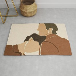 Call me by your name Movie Fanart Rug