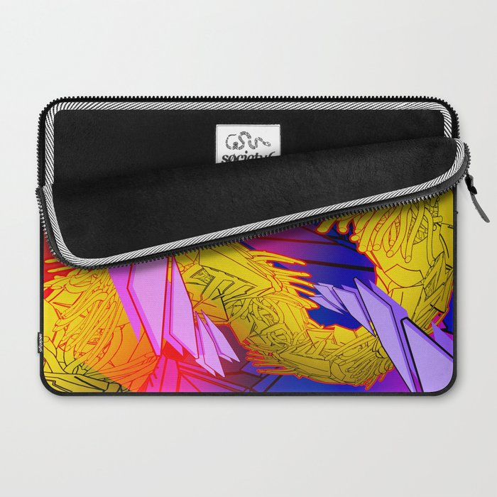 AUTOMATIC WORM 7 Laptop Sleeve