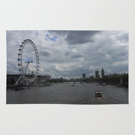 London 2012 Rug
