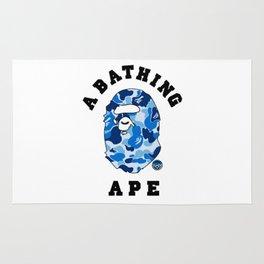 A bathing ape Rug
