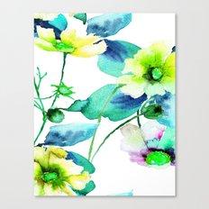 Flowers 08 Canvas Print