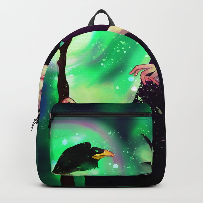 Maleficent Backpack By Eggylicky