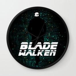 Blade-Walken Wall Clock
