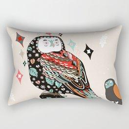 Lovely Dignity Rectangular Pillow
