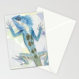 Living Interiors serie - Iguana Stationery Cards