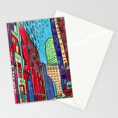 Back Alleys Aren't So Bad Stationery Cards