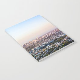 Los Angeles Skyline Notebook