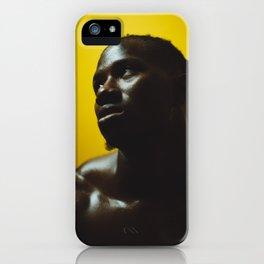 Negro iPhone Case