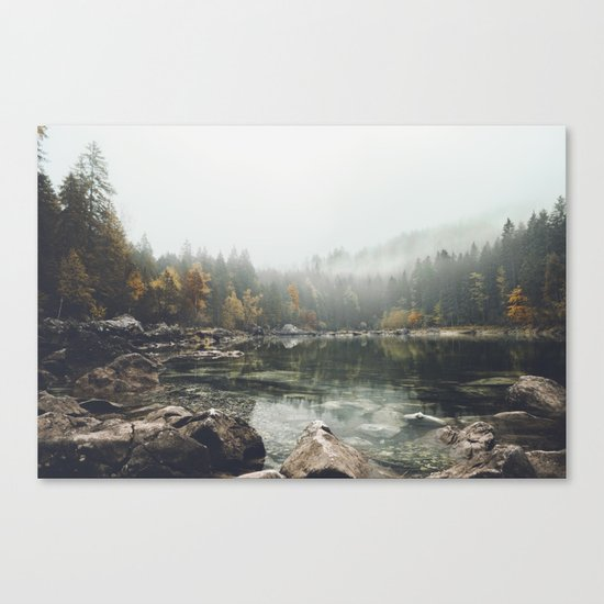 Serenity - Landscape Photography Canvas Print