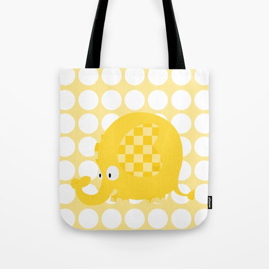 Little elephant Tote Bag