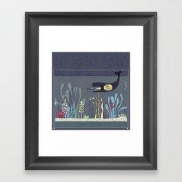 The Fishtank Framed Art Print