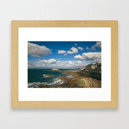 Saint-Malo - France Framed Art Print