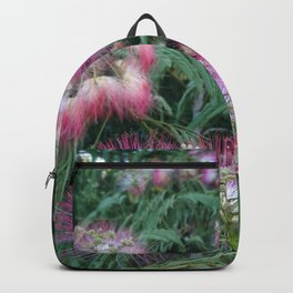 Mimosa Blossoms Backpack