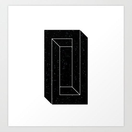 Impossible Space II Art Print