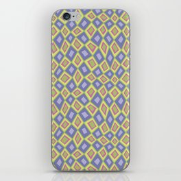 Diamonds are Forever-Fairytale Colors iPhone Skin