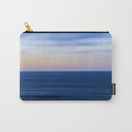 An Ocean Abstract II Carry-All Pouch