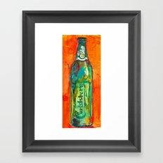 Carlsberg  Beer Framed Art Print