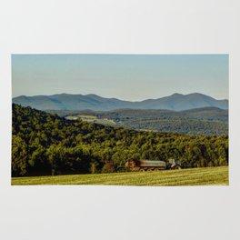 Green Mountains Rug