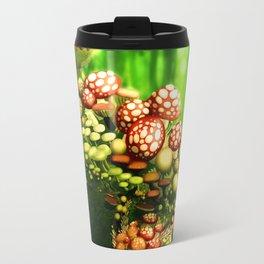 Mushroom dragon Travel Mug