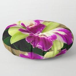 Proudly Peloric Purple... Floor Pillow