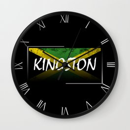 Kingston Wall Clock