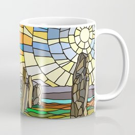 Calanais Sunset Coffee Mug