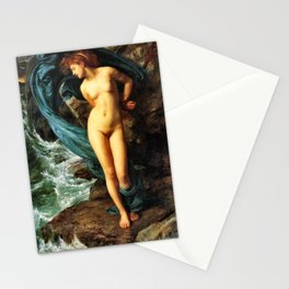 Andromeda by Sir Edward Poynter Stationery Cards
