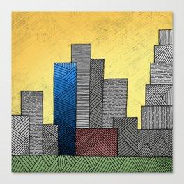 Bronx Canvas Print