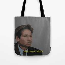[Believing Intensifies] Tote Bag