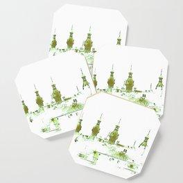 University of Tampa -- Green Coaster