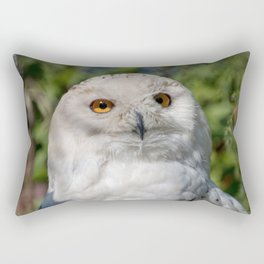 Owl_20180207_by_JAMFoto Rectangular Pillow
