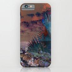 Beach Day - Umbrellas - Ocean Slim Case iPhone 6s