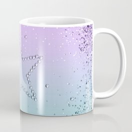 MERMAID Glitter Star #1 #decor #art #society6 Coffee Mug