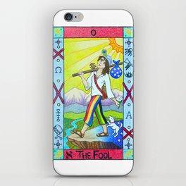 The Fool - Tarot iPhone Skin